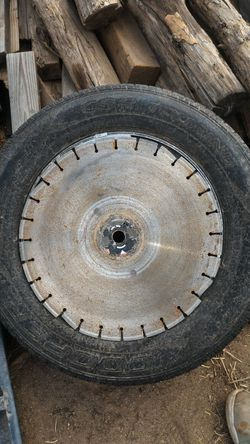Concrete cutting blade Thumbnail
