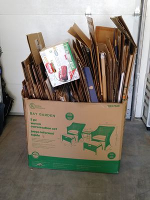 Moving boxes variety of sizes for Sale in Leavenworth, WA