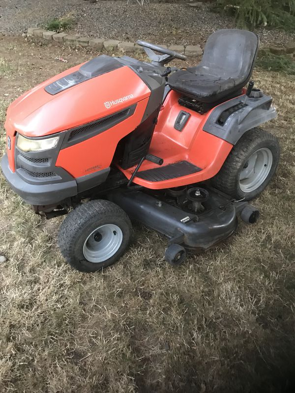 Husqvarna LGT2554 lawn mower/tractor for Sale in Salem, OR - OfferUp