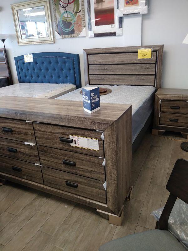 queenfull bedroom set  new for sale in orlando fl