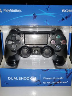 Sony PlayStation DualShock 4 wireless controller Thumbnail