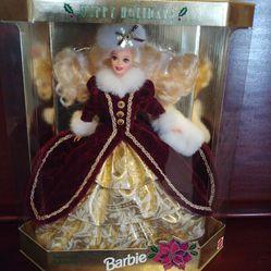 Happy Holidays Barbie Thumbnail