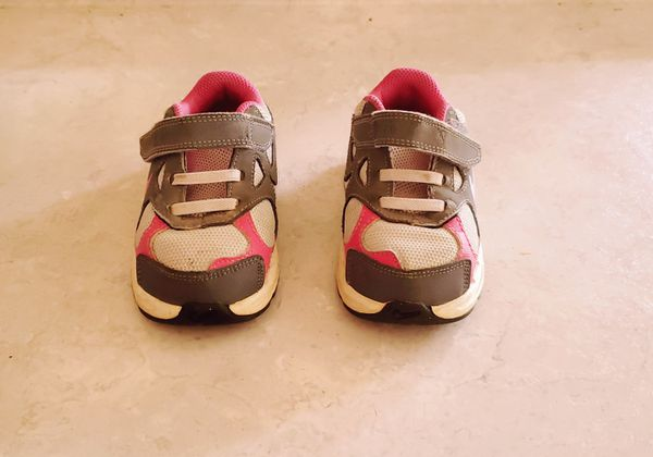 3736462c8ad82 No Scuffs Baby Toddler Nike Shoes 7C Pink (Baby   Kids) in West Chicago