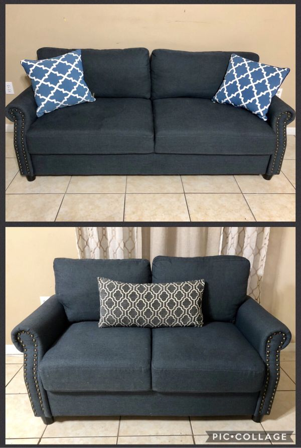 Gorgeous Rooms To Go Sofa Set For Sale In Clermont Fl Offerup