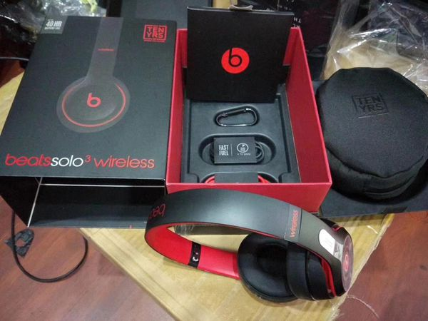 decdba55889 Beats by dr Dre solo 3 wireless 10 year anniversary for Sale in Chicago, IL  - OfferUp