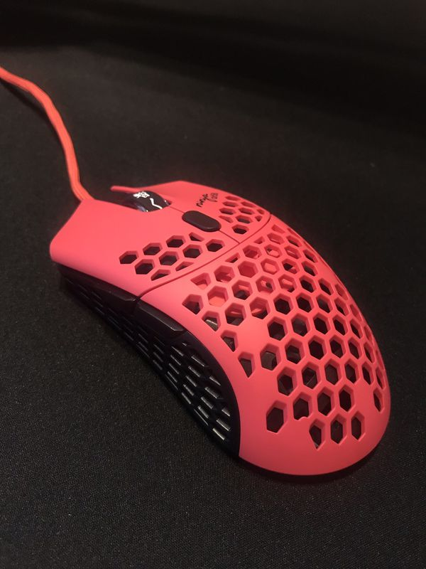 Finalmouse Ninja Air58 Cherry Blossom Red for Sale in Queen Creek, AZ -  OfferUp