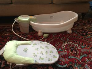 Summer infant soothing spa and shower spa for Sale in Alexandria, VA