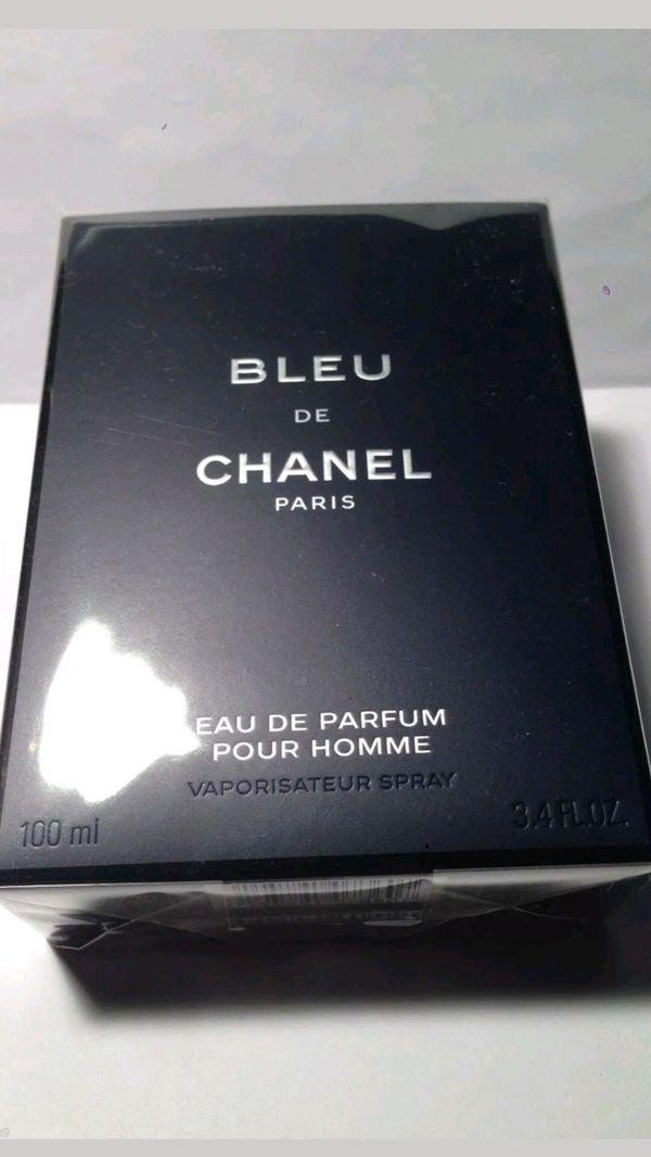 Chanel Bleu Eau De Parfum Pour Homme For Sale In San Diego Ca Offerup