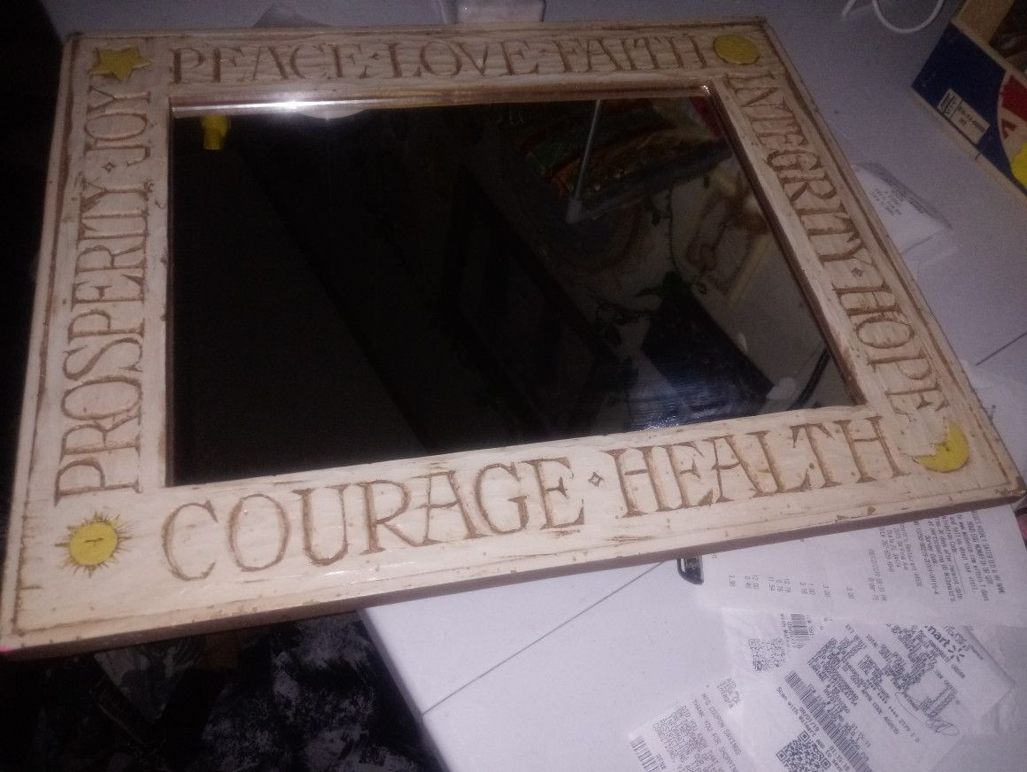 Inspiration Designed Mirror
