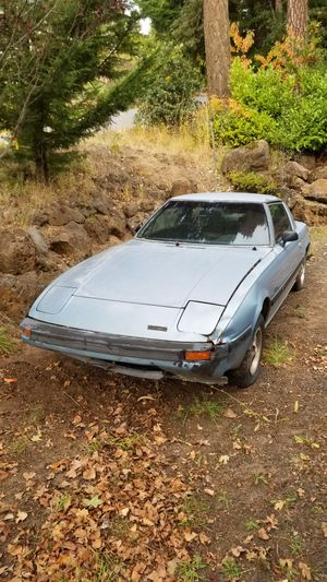 Photo 1982 or 83 Mazda rx7 just body