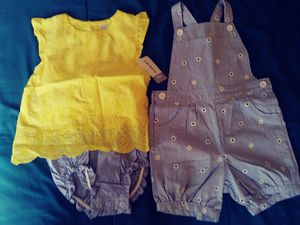 Carter baby clothes (girls) for Sale in Rockville, MD