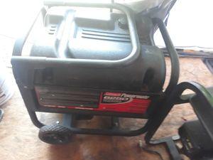 Photo Coleman powermate 6250 watt