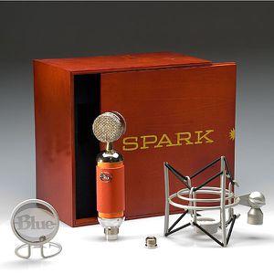 Blue Spark Mic for Sale in Lynn, MA