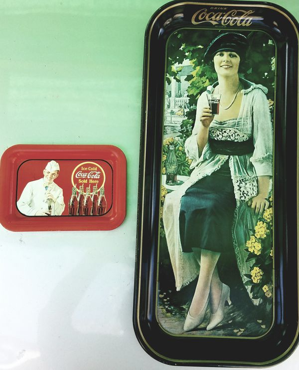 Collectible Coke a Cola Trays for Sale in San Angelo, TX - OfferUp