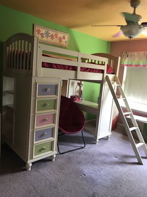 Build A Bear Loft Bed Suite For In