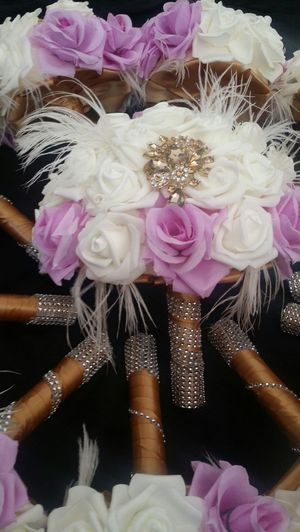 Gatsby wedding bouquet collection for Sale in Columbus, OH