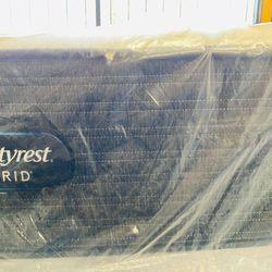 Queen Beautyrest Hybrid Mattress Set  Thumbnail