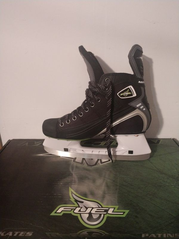 Mission Fuel 80ag Ice Hockey Skates For Sale In Green Brook Township