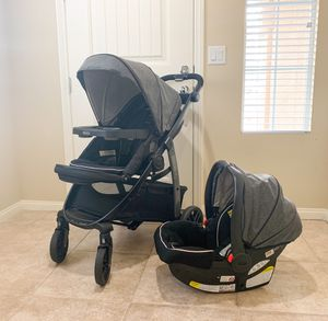 Photo GRACO Modes LX Travel System ( Stroller / Car seat )