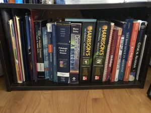 TEXTBOOKS FOR ALL COURSES HIGHSCHOOL TO GRAD SCHOOL for Sale in Alexandria, VA