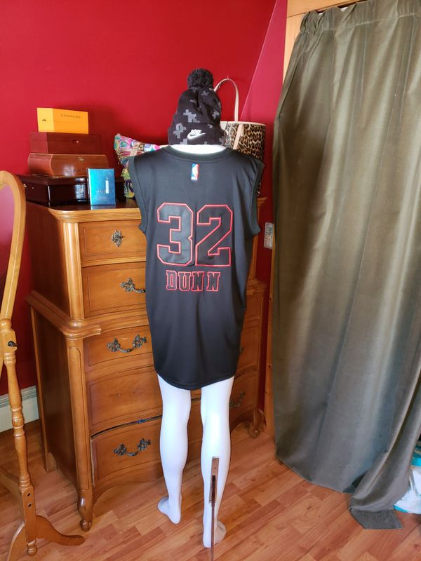 timeless design 2668c a367f Official nike chicago bulls Kris Dunn Jersey for Sale in Smithfield, RI -  OfferUp