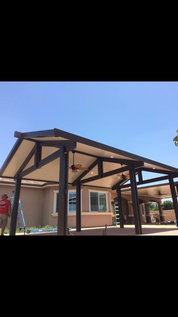 Alumawood Patio Covers For Sale In Menifee Ca Offerup
