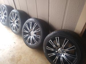 New tires an Rims for Sale in San Antonio, TX