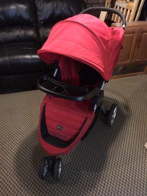 Photo Britax B-Agile Stroller, Car Seat & Base