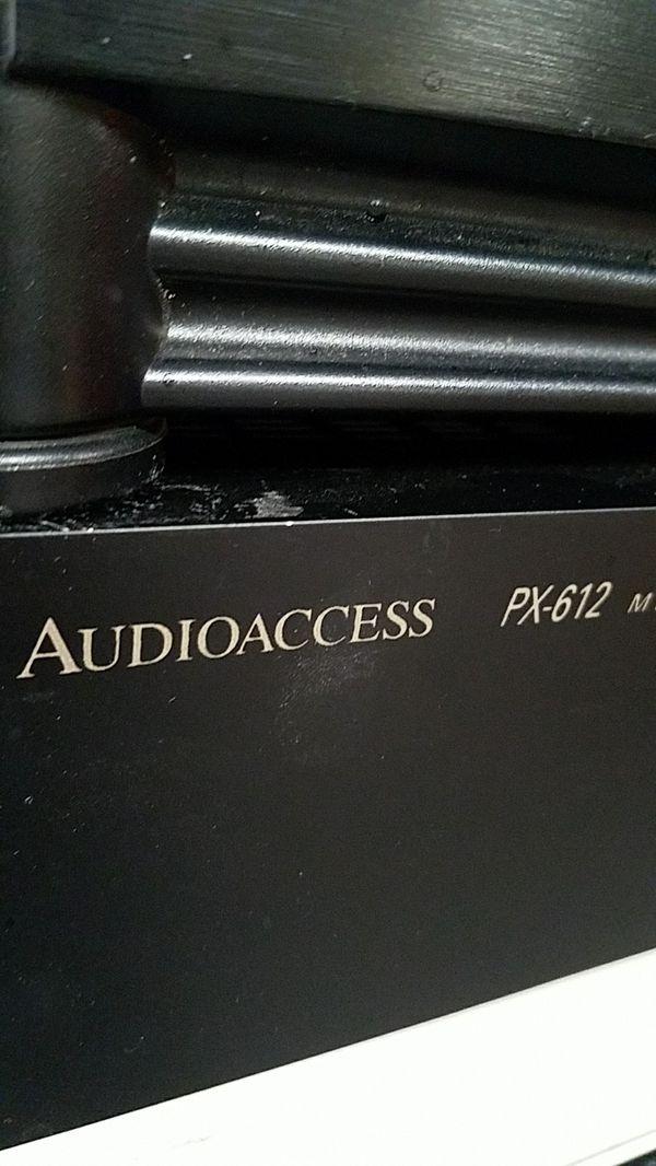 AUDIOACCESS PX-612 MULTI ROOM AMPLIFIER for Sale in Saint Cloud, FL