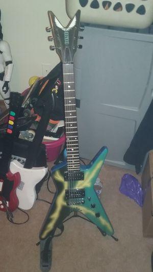 Dimebag Darrel tribute guitar for Sale in Columbus, OH