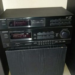 Amps for kenwood sale vintage The 8
