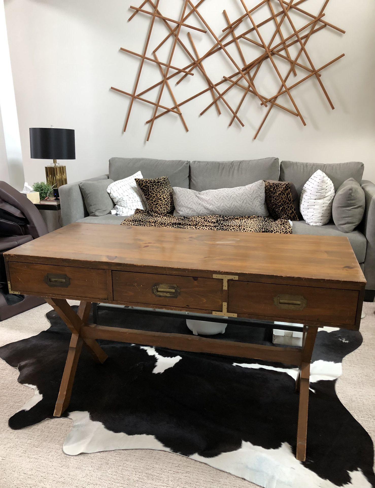 Desk Vanity Table
