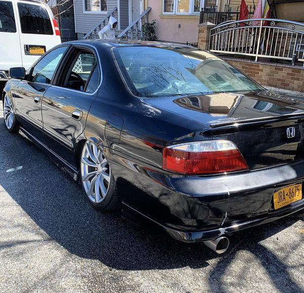 Acura TL (air Suspension, Car Audio System) For Sale In