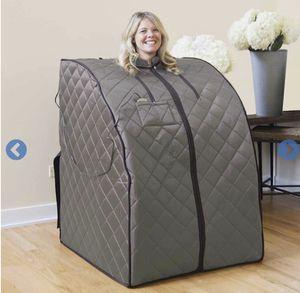 Photo Blue Wave portable Infared sauna