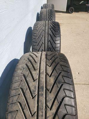 Photo Michelin pilot sport and Mercedes wheels