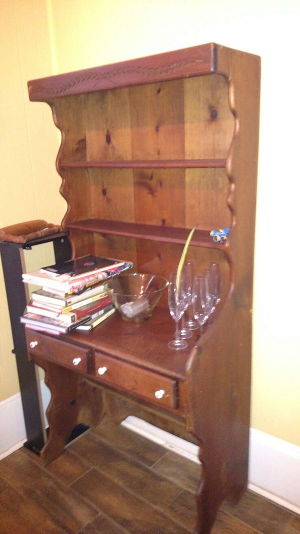 Vintage Habersham Plantation Hutch For Sale In Commerce Ga Offerup