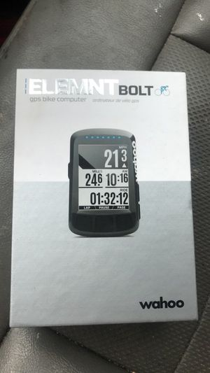Bicycle GPS for Sale in Charlottesville, VA