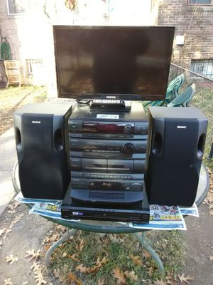 Samsung and Sony Home Theater system for Sale in Washington, DC