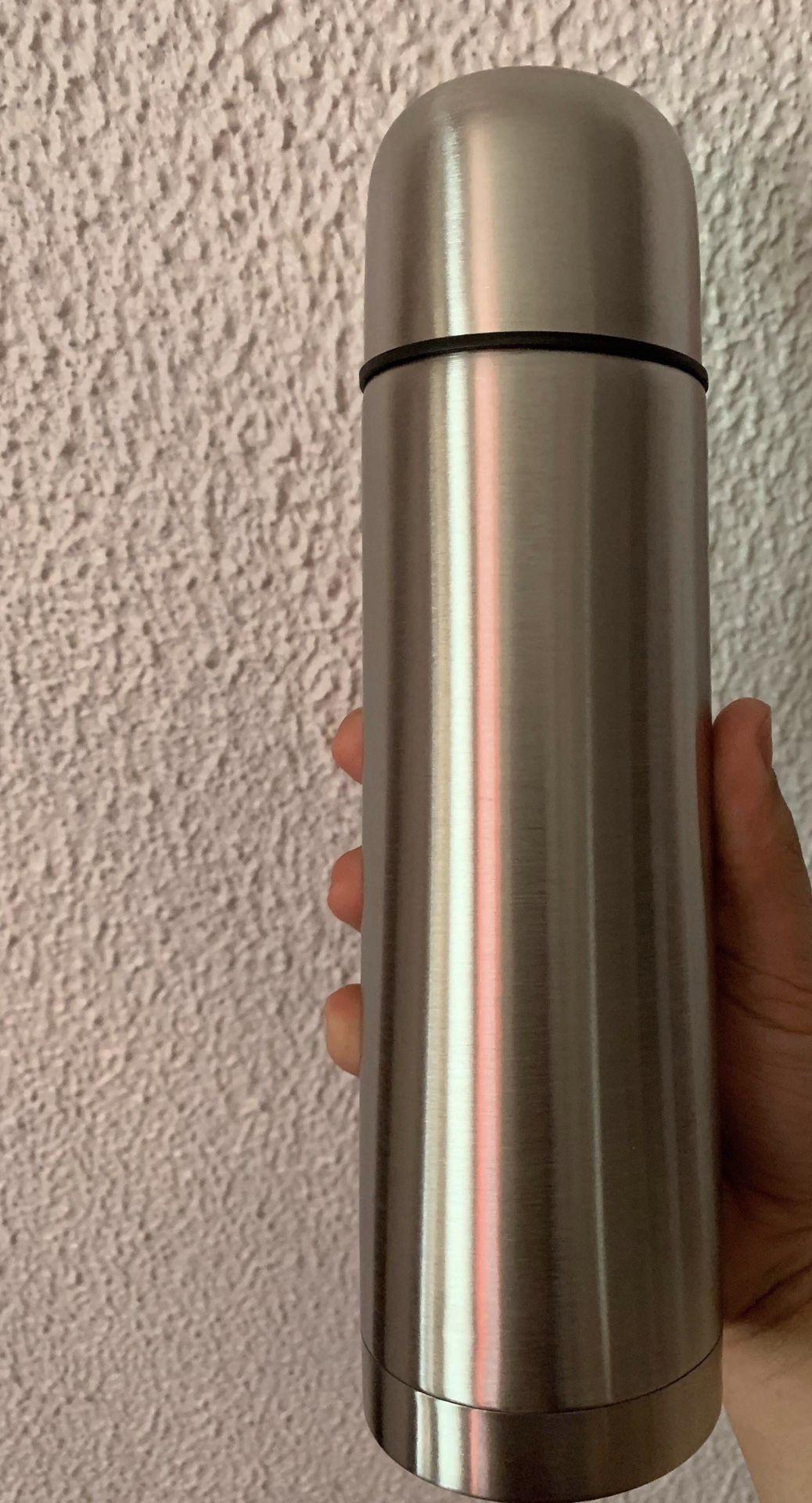 Metalic Thermo Bottle