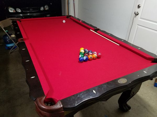 Dlt Pool Table For Sale In Modesto CA OfferUp - Dlt pool table