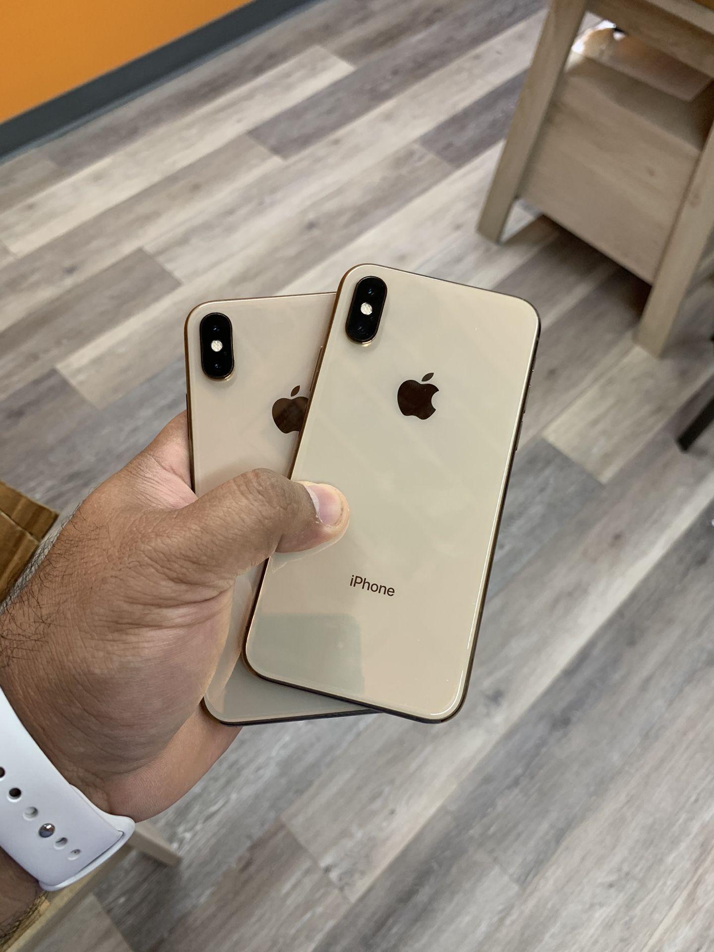 Iphone Xs 64 GB UNLOCK