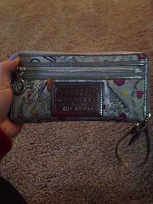 Coach wallet for Sale in Germantown, MD