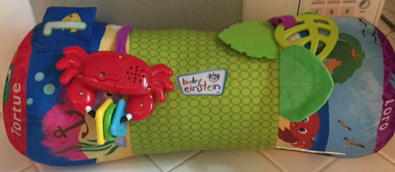 Baby pillow toy