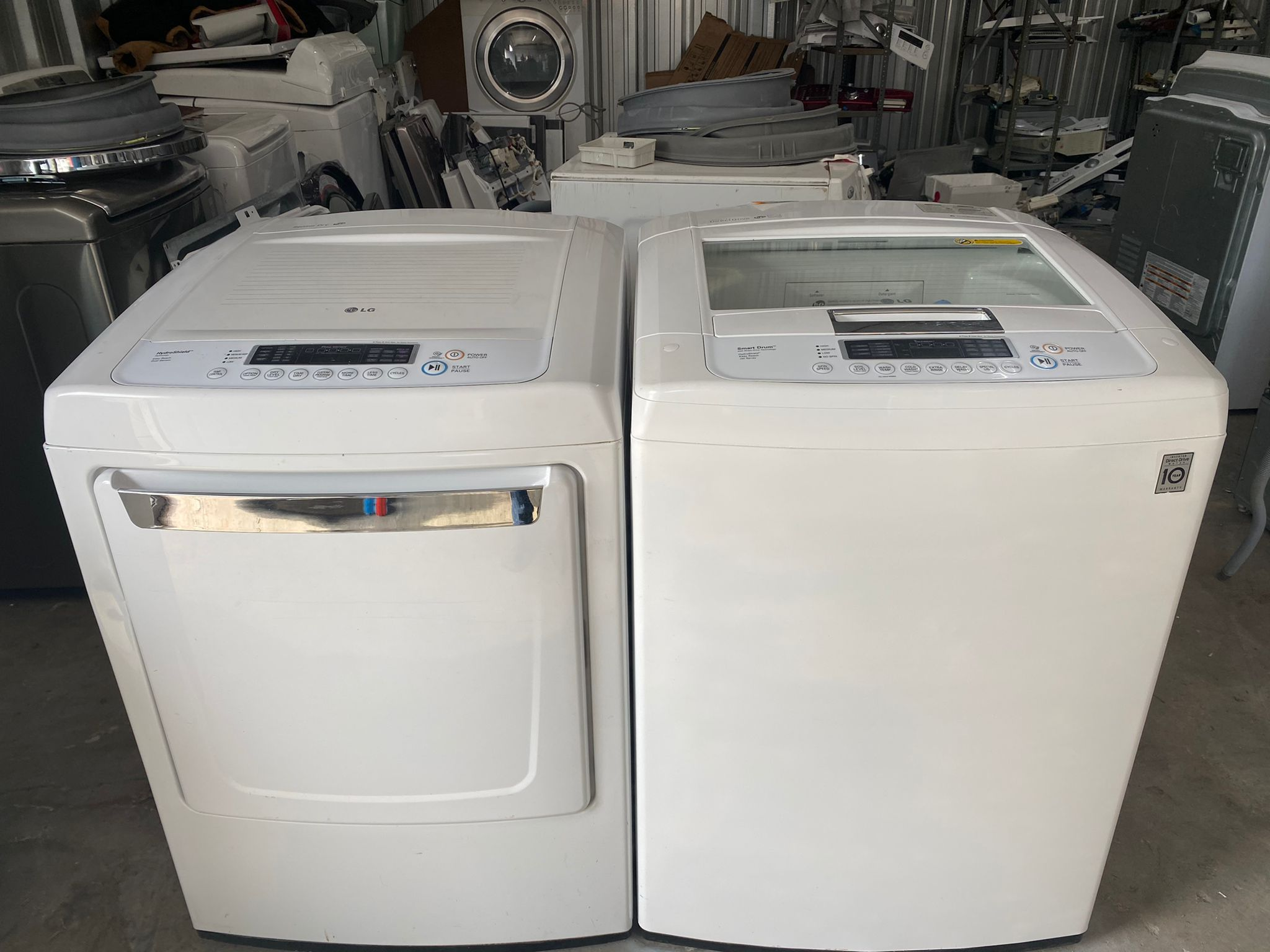 ❣️Washer And GAS  Dryer Set❣️