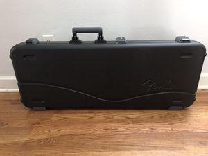 Fender Deluxe Molded Case for Stratocaster & Telocaster for Sale in Winter Park, FL