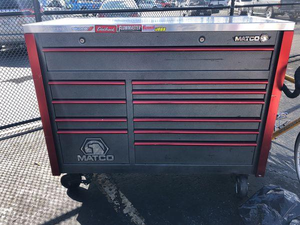 Matco tool box storage for Sale in San Jose, CA - OfferUp