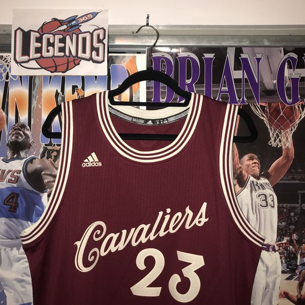 Lebron James Christmas NBA swingman adidas Jersey size m for Sale in ... fa3954d85