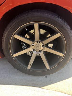 Niche 20 inch wheels for Sale in Sterling, VA