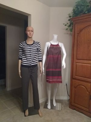Photo Two New Female Mannequins