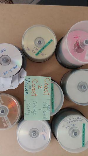 Coast to Coast Am Radio show cds for Sale in Arrowhead Farms, CA